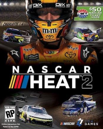 NASCAR Heat 2 (2017) PC | Лицензия