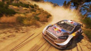 WRC 7 FIA World Rally Championship [v 1.4] (2017) PC   RePack от xatab