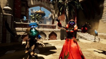 City of Brass [v 1.4.0] (2018) PC | Лицензия