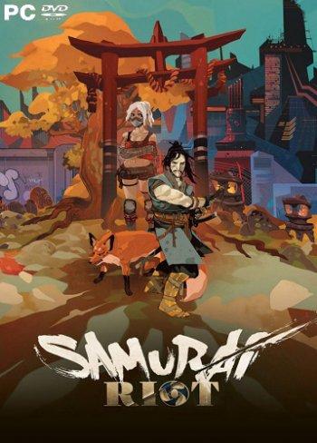 Samurai Riot (2017) PC | Лицензия