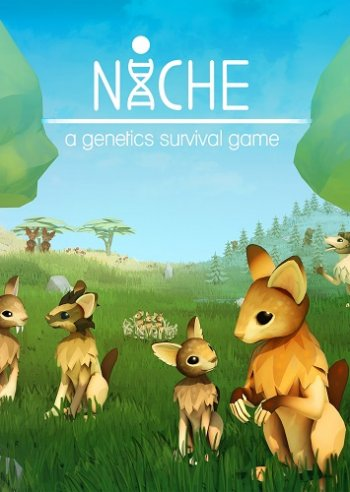 Niche - a genetics survival game (2017) PC | RePack от qoob