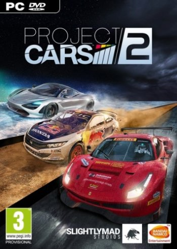Project CARS 2: Deluxe Edition [v 7.0.0.0.1095 + DLC's] (2017) PC | RePack от xatab
