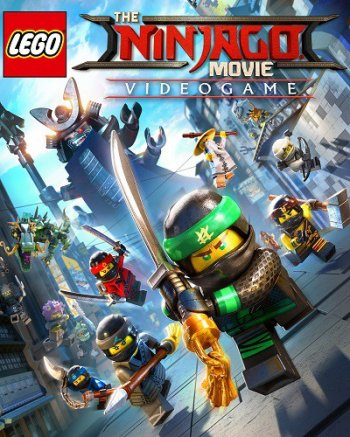 The LEGO NINJAGO Movie Video Game (2017) PC | RePack от xatab