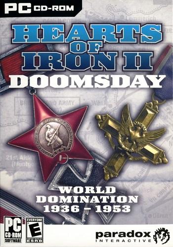 День Победы 2. План Сталина / Hearts of Iron 2: Doomsday Armageddon (2007) PC   Лицензия