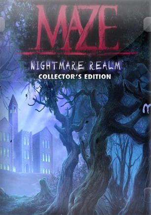 Лабиринт 3: Царство кошмара / Maze 3: Nightmare Realm (2017) PC | Пиратка