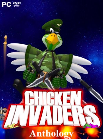Вторжение кур - Антология / Chicken Invaders - Anthology (1999-2012) PC | Пиратка