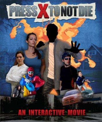 Press X to Not Die (2017) PC | Лицензия
