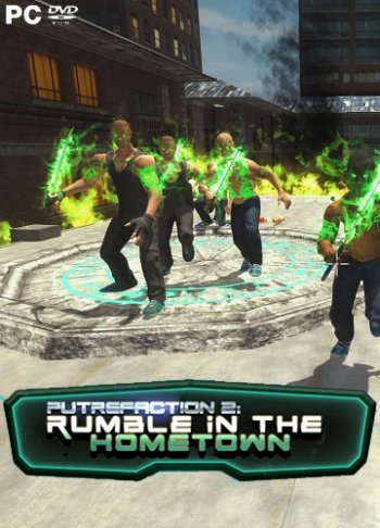 Putrefaction 2: Rumble in the hometown (2017) PC | Repack от Other s