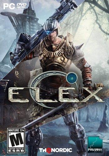 Elex [v 1.0.2981.0] (2017) PC | RePack от xatab