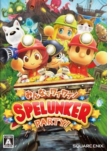 Spelunker Party (2017) PC | Лицензия
