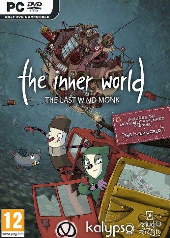 The Inner World: The Last Wind Monk (2017) PC | Лицензия