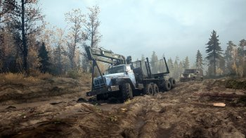 Spintires: MudRunner [v 10.06.19 + DLCs] (2017) PC | RePack от xatab