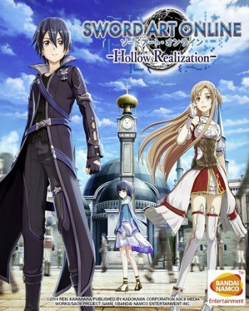 Sword Art Online: Hollow Realization Deluxe Edition (2017) PC | Лицензия