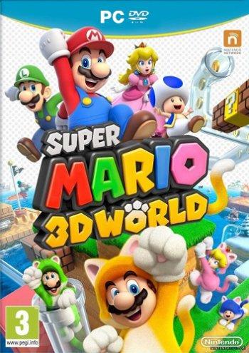 Super Mario 3D World (2013) PC | Пиратка