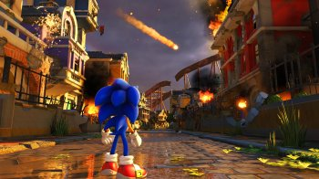 Sonic Forces [v 1.04.79 + 6 DLC] (2017) PC | Repack от xatab