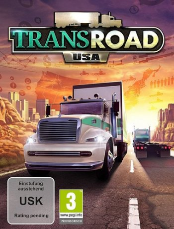 TransRoad: USA [v 1.0.7] (2017) PC | RePack от xatab