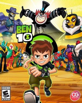 Ben 10 (2017) PC | Лицензия