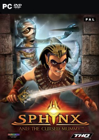 Sphinx and the Cursed Mummy (2017) PC | Лицензия
