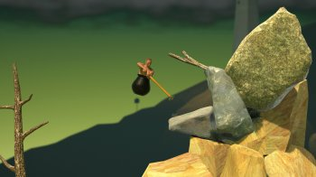 Getting Over It with Bennett Foddy [v1.5] (2017) PC | Пиратка