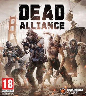 Dead Alliance (2017) PC   Пиратка