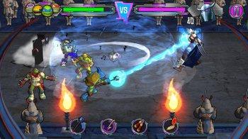 Teenage Mutant Ninja Turtles: Portal Power (2017) PC   RePack от qoob