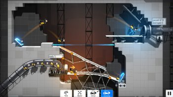 Bridge Constructor Portal (2017) PC | Пиратка