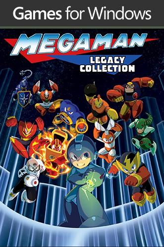 Mega Man Legacy Collection (2015) PC | Пиратка