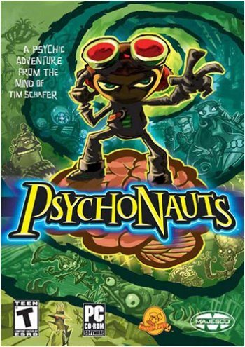Psychonauts (2005) PC | Пиратка
