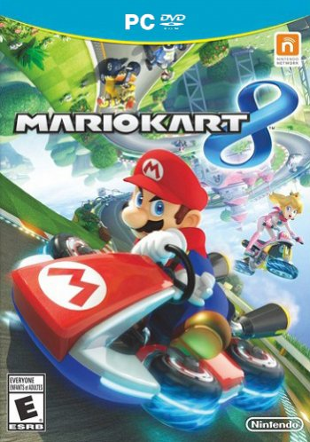 Mario Kart 8 (2014) PC   Пиратка