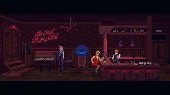 The Red Strings Club (2018) PC | Лицензия