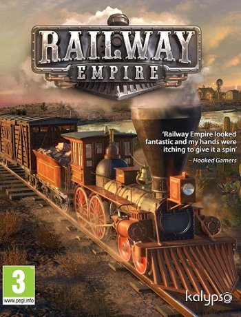Railway Empire [v 1.7.0.22893 + 5 DLC] (2018) PC | RePack от xatab