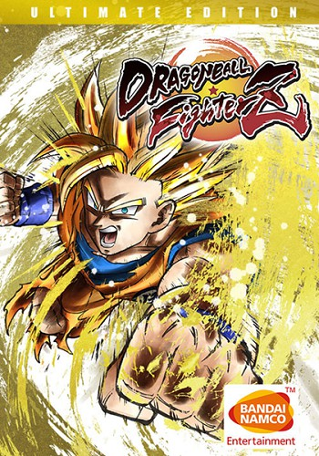 Dragon Ball FighterZ - Ultimate Edition [v 1.10 + DLCs] (2018) PC | RePack от qoob