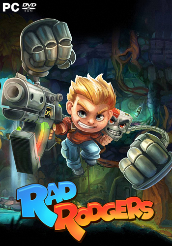 Rad Rodgers (2018) PC | RePack от R.G. Catalyst