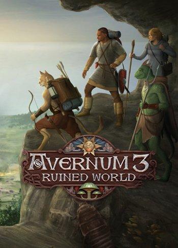 Avernum 3: Ruined World (2018) PC | Лицензия