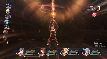 The Legend of Heroes: Trails of Cold Steel II (2018) PC | Лицензия