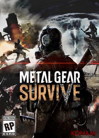 METAL GEAR SURVIVE (2018) PC | Лицензия