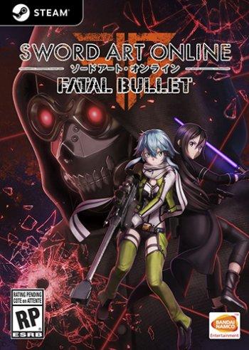 Sword Art Online: Fatal Bullet - Deluxe Edition [v 1.1.2 + DLC] (2018) PC | RePack от xatab