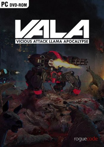 Vicious Attack Llama Apocalypse (2018) PC   Лицензия