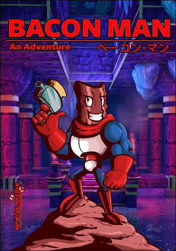 Bacon Man: An Adventure (2018) PC | Лицензия