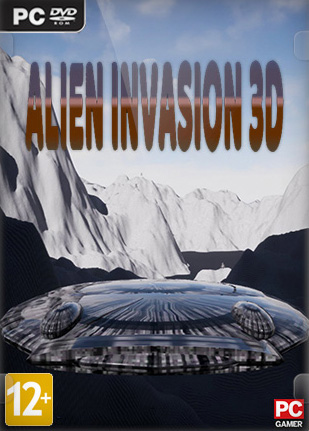 Alien Invasion 3d (2018) PC | Лицензия