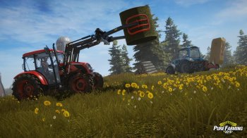 Pure Farming 2018: Digital Deluxe Edition [v 1.3.2.6 + 16 DLC] (2018) PC | RePack от xatab