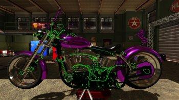 Motorbike Garage Mechanic Simulator (2018) PC | Лицензия