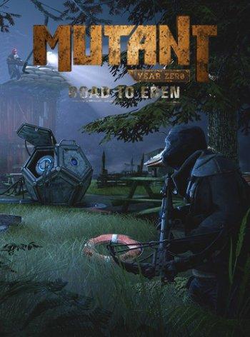 Mutant Year Zero: Road to Eden [v 1.08 + DLCs] (2018) PC   RePack от xatab