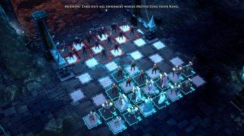 Chessaria: The Tactical Adventure (2018) PC | Лицензия