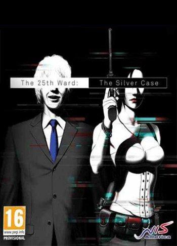 The 25th Ward: The Silver Case (2018) PC | Лицензия