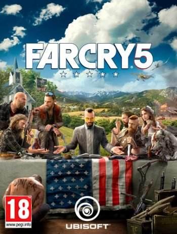 Far Cry 5: Gold Edition [v 1.011 + DLCs] (2018) PC | Repack от xatab