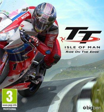 TT Isle of Man [v 1.01 + 1 DLC] (2018) PC | RePack от xatab