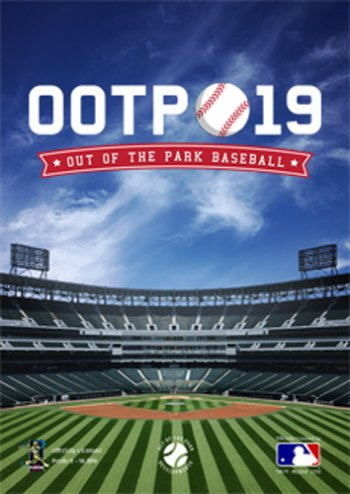 Out of the Park Baseball 19 (2018) PC   Лицензия
