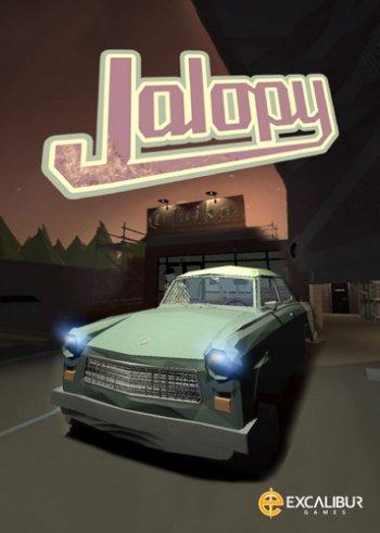 Jalopy [v 1.03] (2018) PC | Лицензия