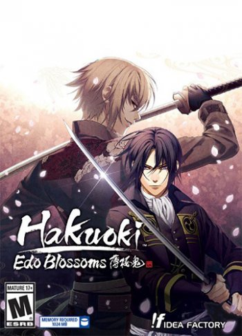 Hakuoki: Edo Blossoms (2018) PC | Лицензия